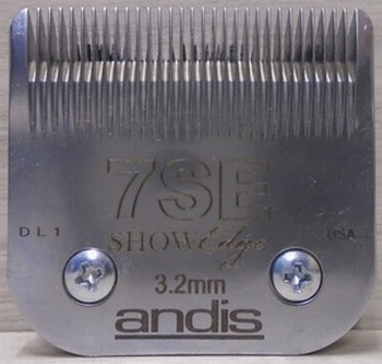 Andis Show Edge #7 - 3,2 mm