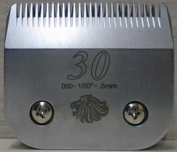 Huismerk staal #30 - 0,5 mm