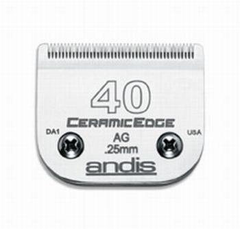 Andis Ceramic #40 - 0,25 mm