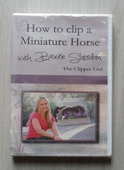 How to clip a Miniature Horse dvd