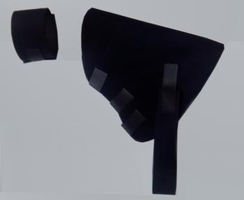 Schouder-nek-zweter dubbel