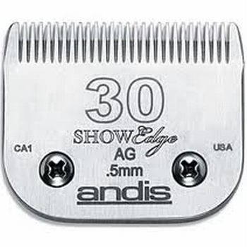Andis Show Edge #30 - 0,5 mm