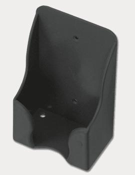 Liksteenhouder zwart