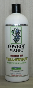 Cowboy Magic Shine in Yellow out shampoo