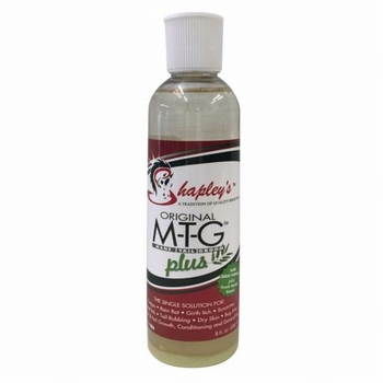 Shapley's Original M-T-G Plus (Mane-Tail-Groom) - 178 ml