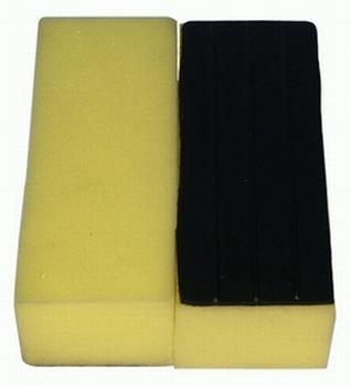 Zweetspons met rubber
