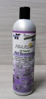 Double K Pearlight pet shampoo