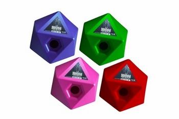 Decahedron traktatie cube