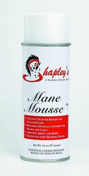 Shapley's Mane Mousse - 397 gr