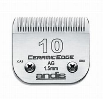 Andis Ceramic #10 - 1,5 mm