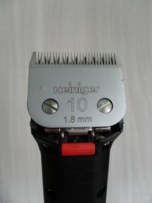 Heiniger Saphir Cord scheermachine